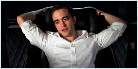 Robert Pattinson es Eric Packer