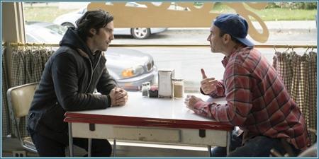 Milo Ventimiglia y Scott Patterson son Jess y Luke