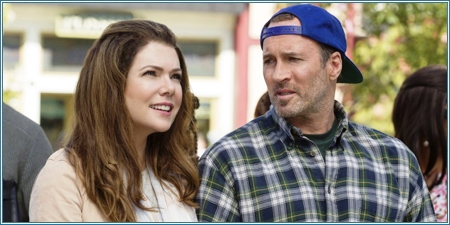 Lauren Graham y Scott Patterson son Lorelai y Luke