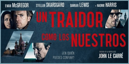 Un traidor como los nuestros (Our kind of traitor)