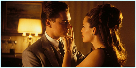 Leonardo DiCaprio y Jennifer Garner