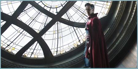 Benedict Cumberbatch es Stephen Strange