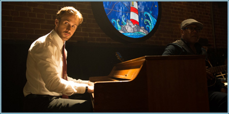 Ryan Gosling es Sebastian