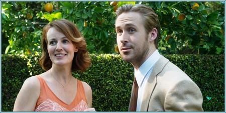 Rosemarie DeWitt y Ryan Gosling