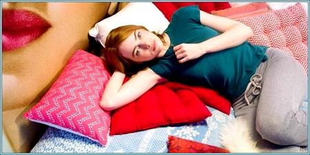 Emma Stone es Mia