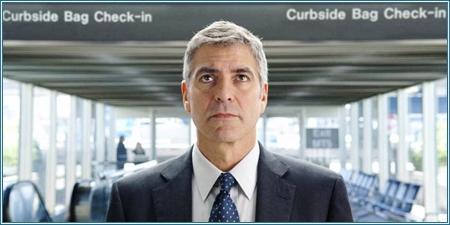 George Clooney es Ryan Bingham