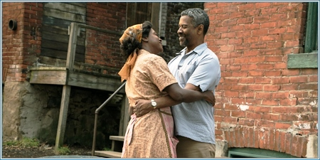 Viola Davis y Denzel Washington