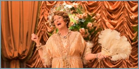 Meryl Streep es Florence Foster Jenkins