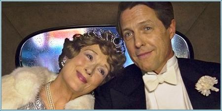 Meryl Streep y Hugh Grant