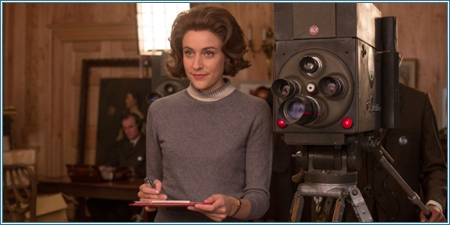 Greta Gerwig es Nancy Tuckerman