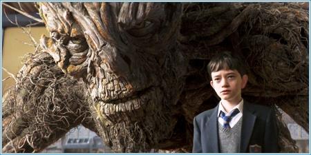 Conor O'Malley y el monstruo