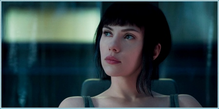 Scarlett Johansson es la Mayor Mira Killian