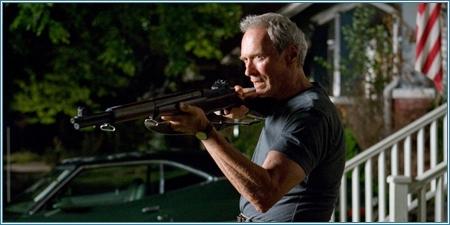 Clint Eastwood es Walt Kowalski