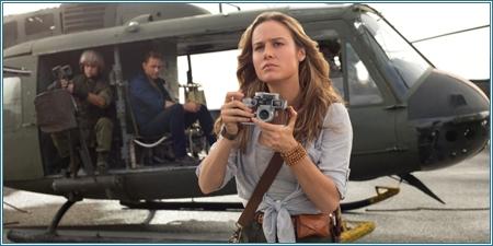 Brie Larson es Mason Weaver