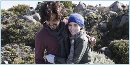 Dev Patel y Rooney Mara
