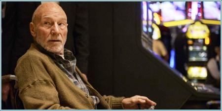 Patrick Stewart es el Profesor Xavier