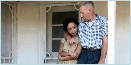 Ruth Negga y Joel Edgerton