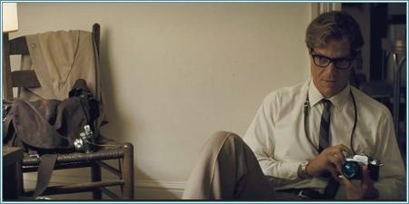 Michael Shannon es Grey Villet