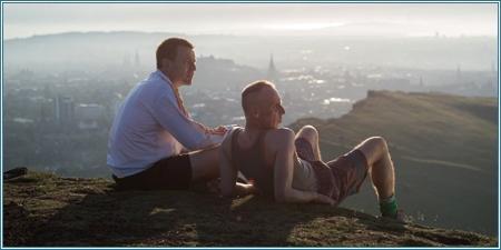 Ewan McGregor y Ewen Bremner