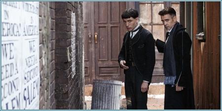 Ezra Miller y Colin Farrell