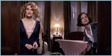 Alison Sudol y Katherine Waterston son Queenie y Tina