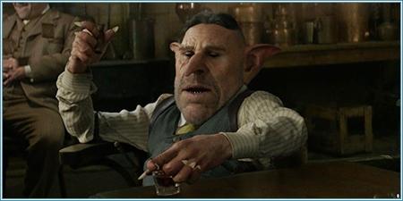 Ron Perlman es Gnarlack