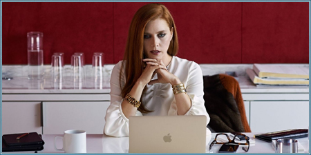 Amy Adams es Susan Morrow