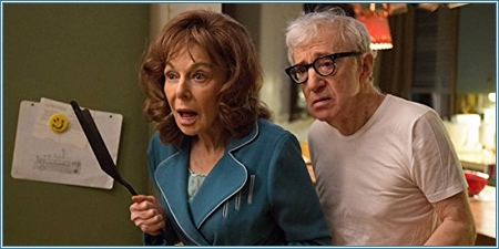 Elaine May y Woody Allen son Kay y Sidney