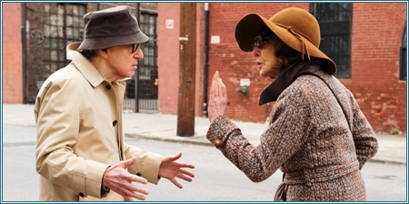 Woody Allen y Elaine May