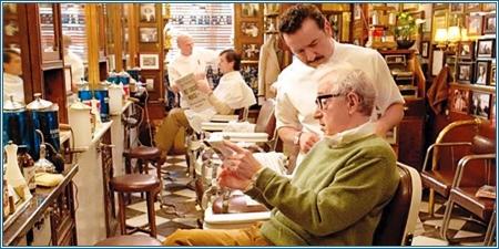 Woody Allen y Max Casella