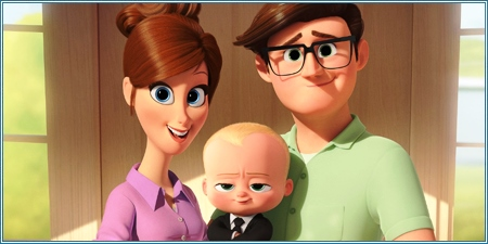 El bebé jefazo (The boss baby)