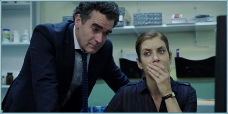 Brian d'Arcy James y Kate Walsh
