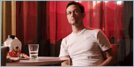 Joseph Gordon-Levitt es Edward Snowden
