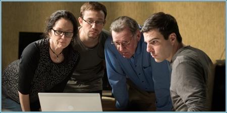 Melissa Leo, Joseph Gordon-Levitt, Tom Wilkinson y Zachary Quinto