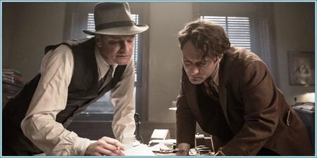 Colin Firth y Jude Law
