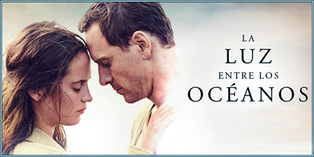 La luz entre los océanos (The light between oceans)