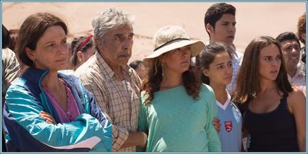 Juliette Binoche, Raoul Pinno, Cote de Pablo, Naomi Scott y Kate del Castillo