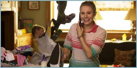 Kristen Bell es Kiki