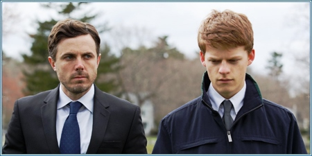 Casey Affleck y Lucas Hedges