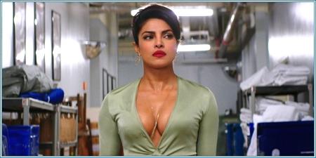Priyanka Chopra es Victoria Leeds