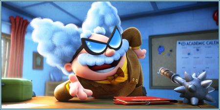 El profesor Pipicaca
