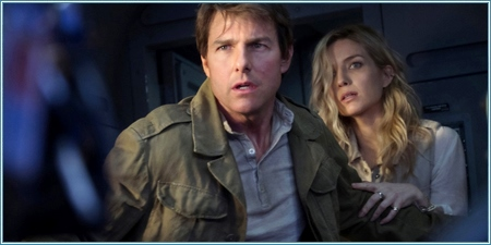 Tom Cruise y Annabelle Wallis