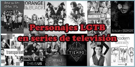Diez personajes LGTB en series de televisión