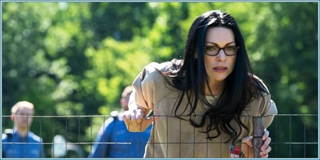 Laura Prepon es Alex Vause