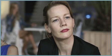 Sandra Hüller es Inés