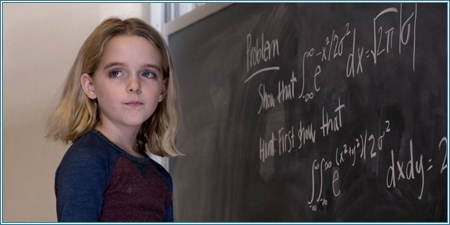 Mckenna Grace es Mary Adler