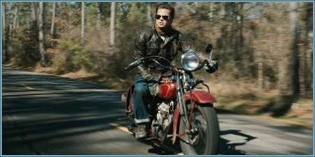 Brad Pitt es Benjamin Button