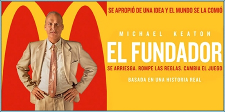 El fundador (The founder)