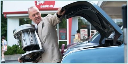 Michael Keaton es Ray Kroc