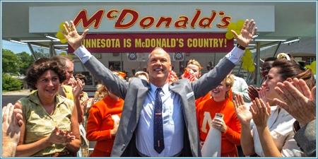 Michael Keaton es el fundador